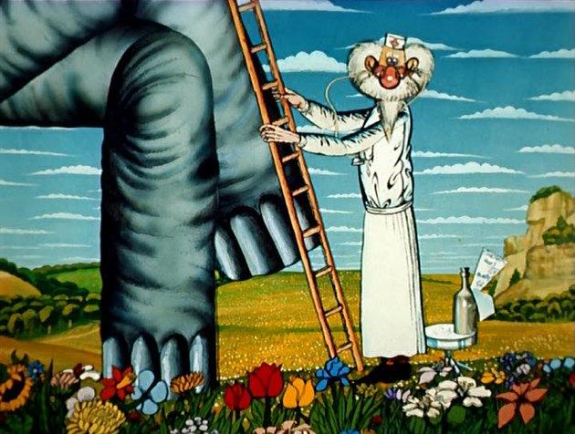 Скачать мультфильм доктор айболит dvdrip бесплатно.