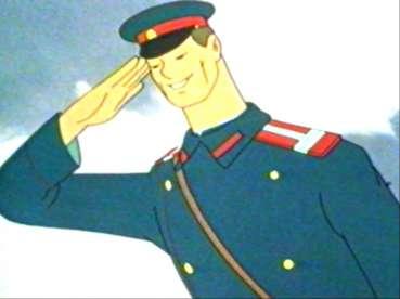 Рисунок полицейского