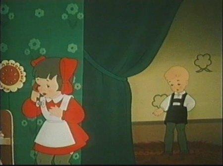 Когда зажигаются елки (Союзмультфильм, 1950 г.)
