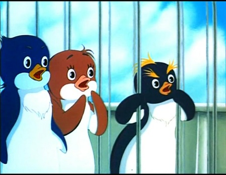 Смотреть Приключения пингвиненка Лоло все серии подряд онлайн