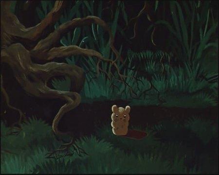В Бианки мышонок Пик мультфильм