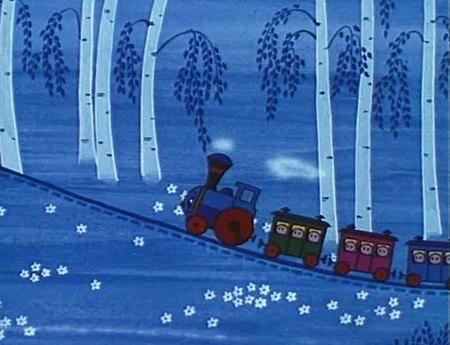 Скачать через торрент мультфильм паровозик из ромашкова.